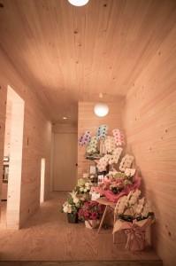 蒲郡にある美容室・ネイルサロン『らぷち』の木の間