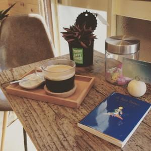カフェ気分(o^^o)♪  蒲郡にある美容室・ネイルサロン『らぷち』